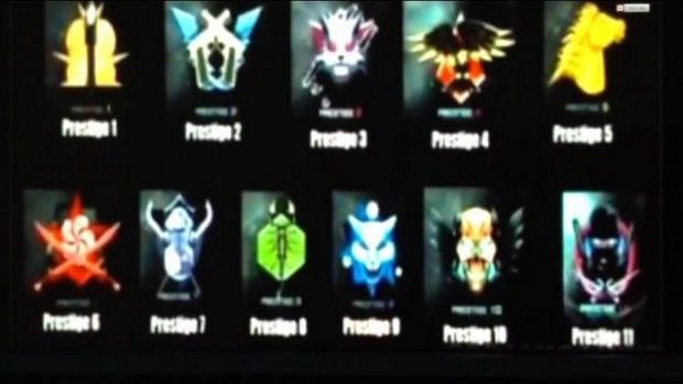 Call of Duty prestige emblems