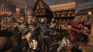 Chivalry: Medieval Warfare Runs at 1080p/60FPS on PS4, 1080p/30FPS in Xbox One