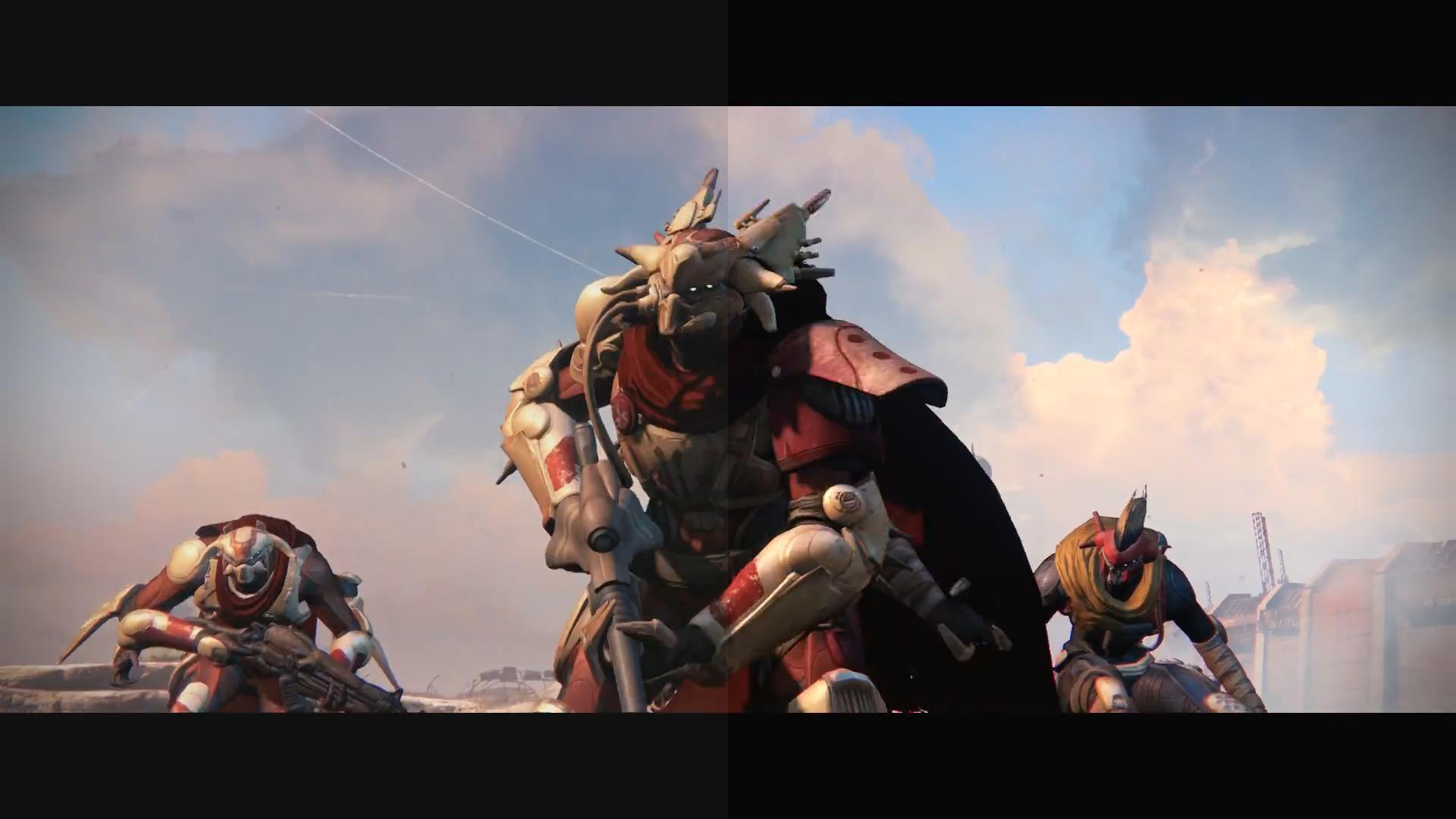 Destiny PS4 vs Xbox One