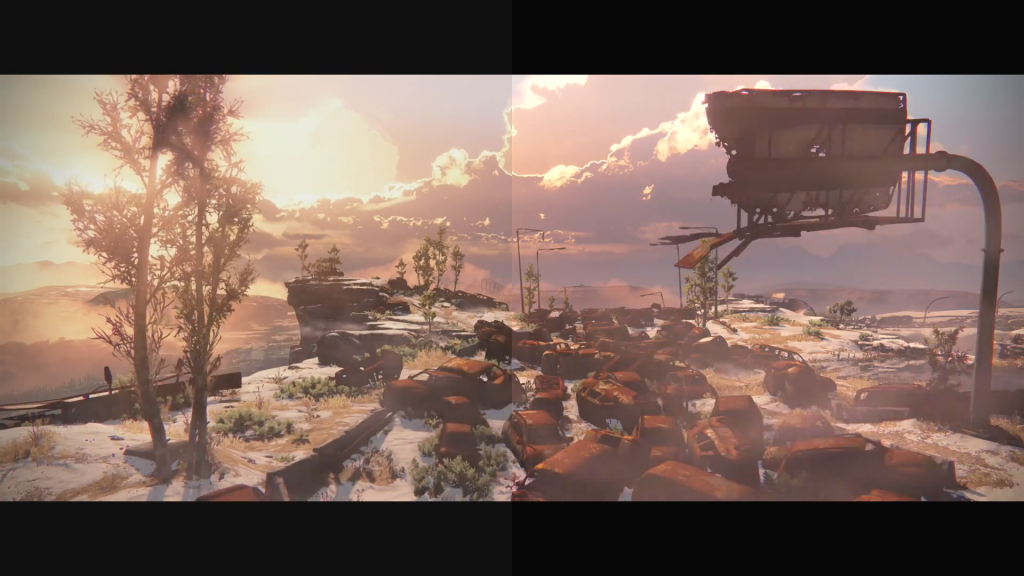 Destiny PS4 vs Xbox One