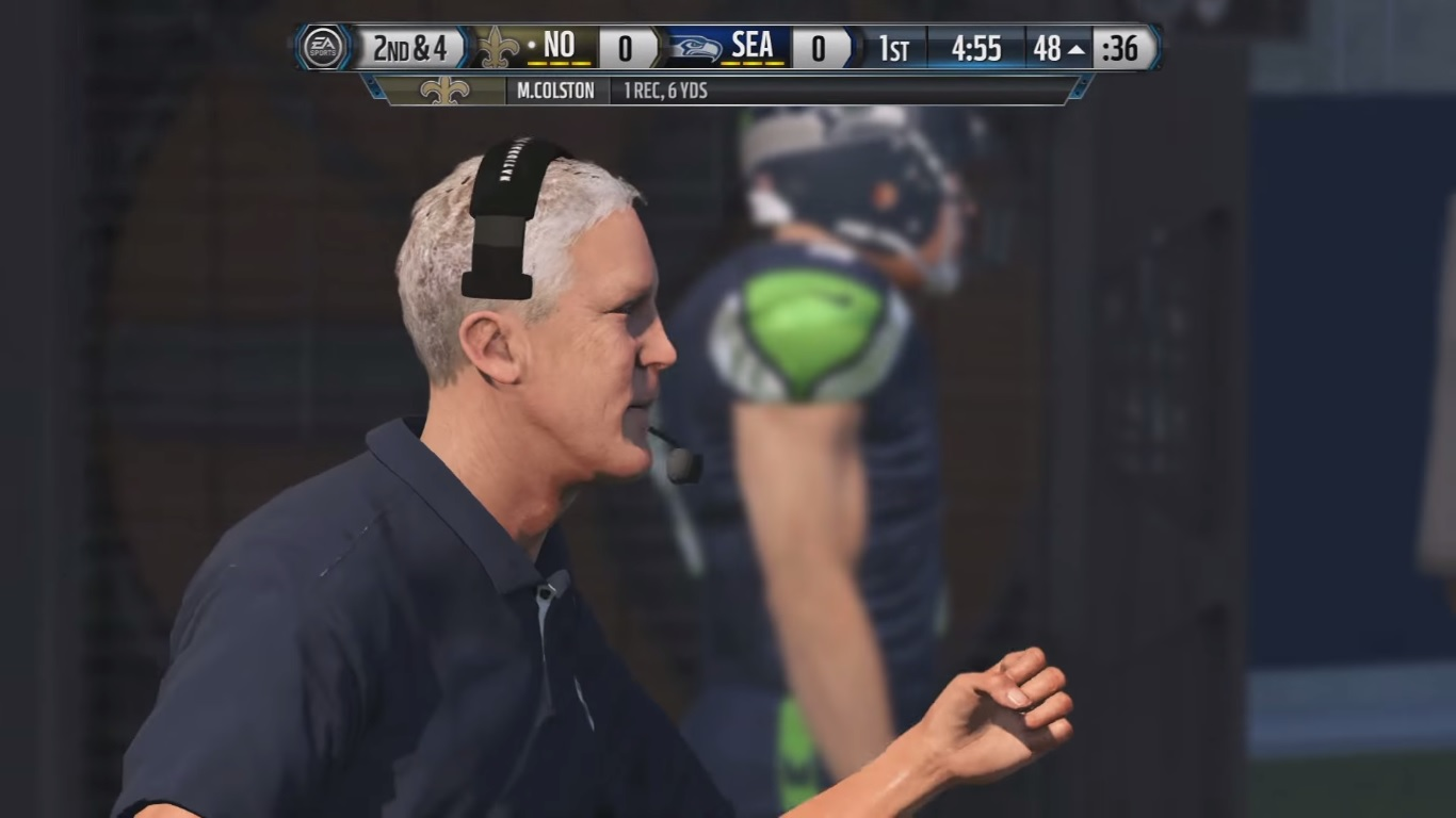 NFL Madden 15 PS4