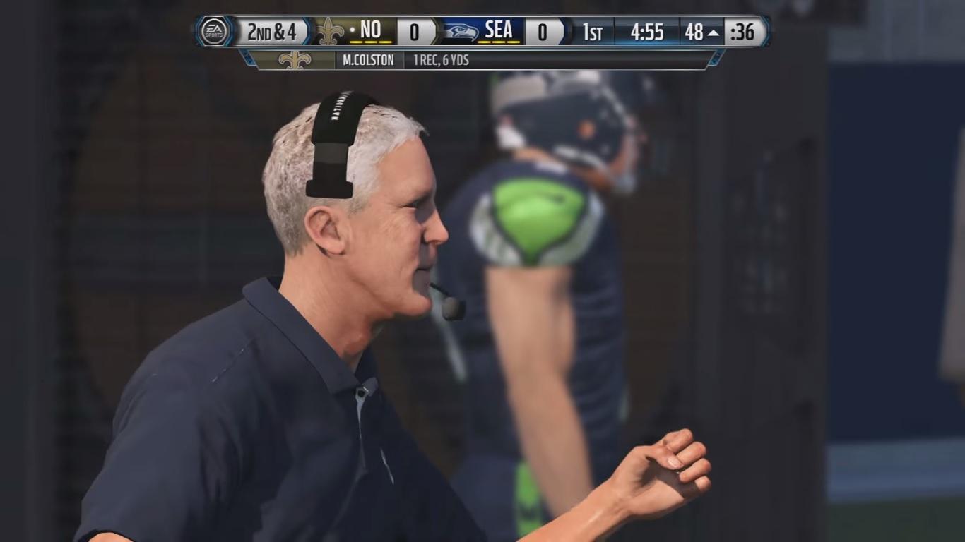 NFL Madden 15 PS4