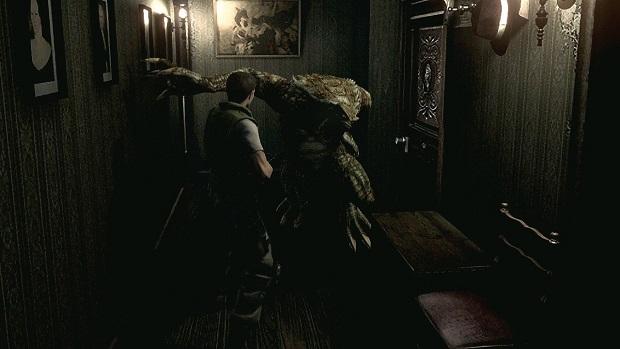 Resident Evil Remaster Chris