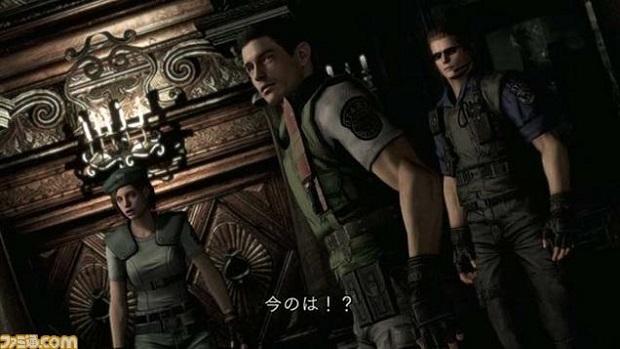Resident Evil Remaster Jill
