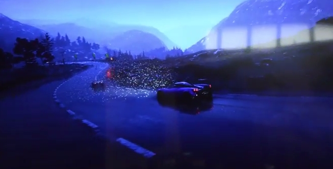 driveclub snow 2