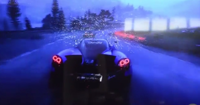 driveclub snow
