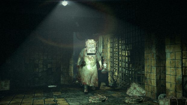 46. Boxhead (Evil Within)