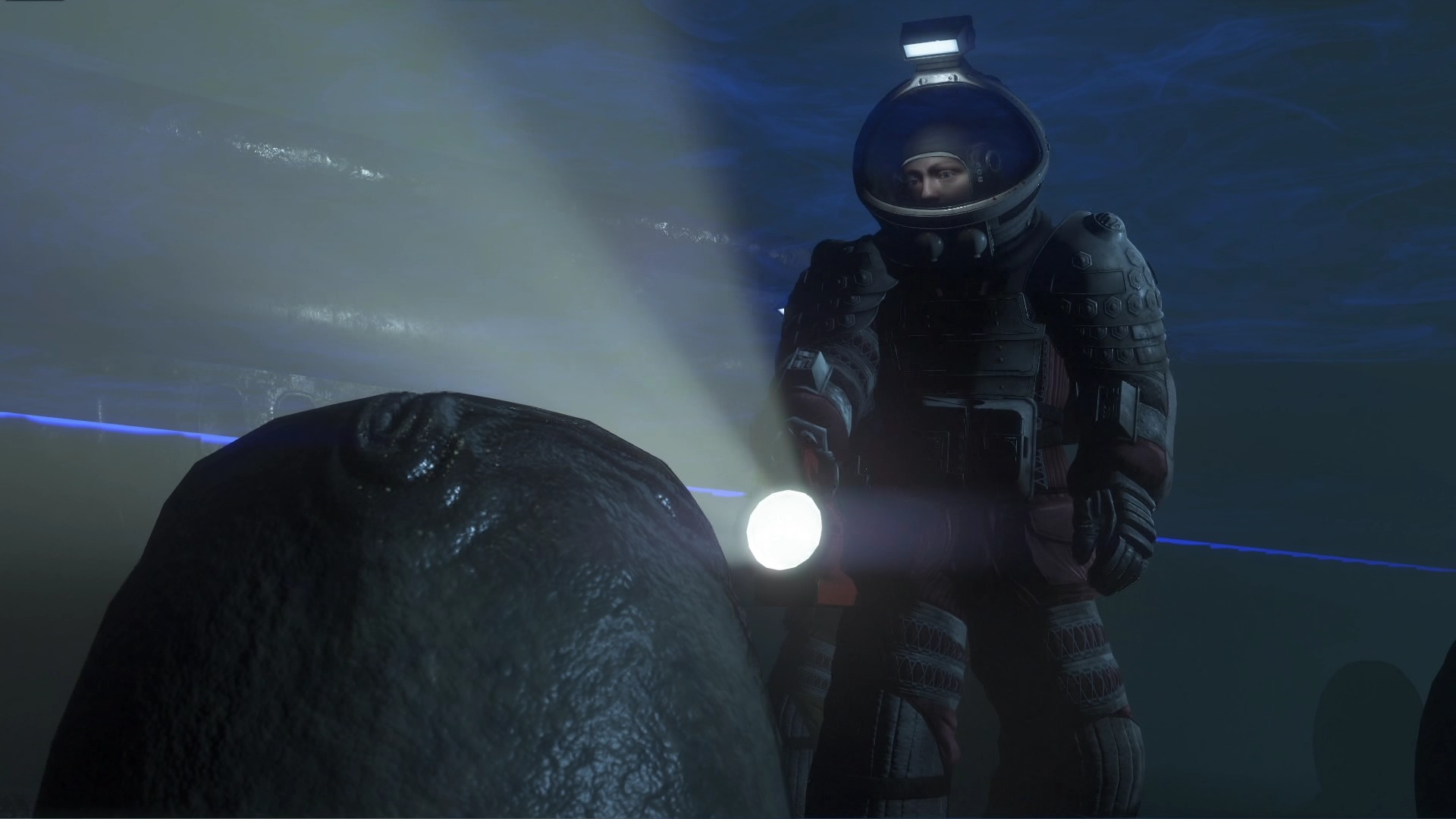 Alien: isolation game review.