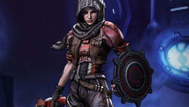 Borderlands The Pre-Sequel_Athena