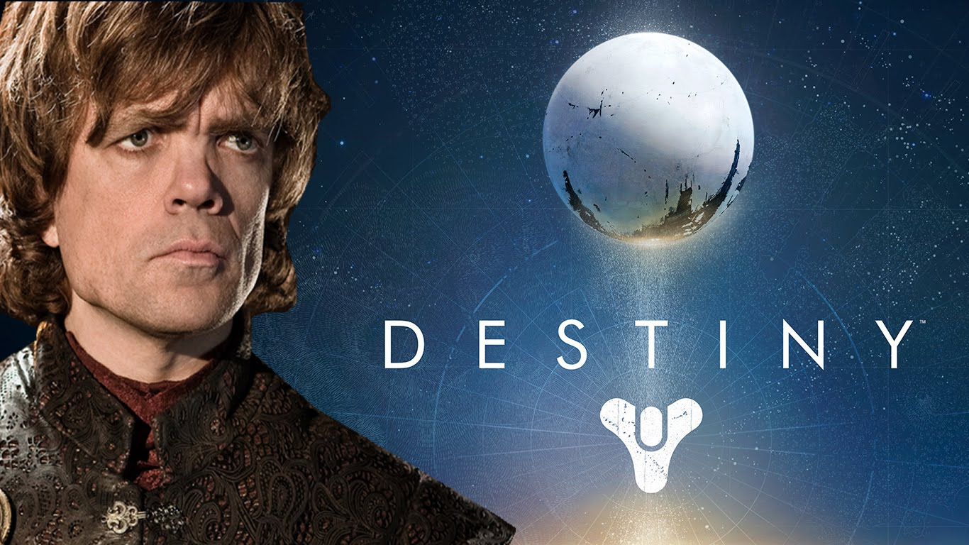 Destiny Peter Dinklage