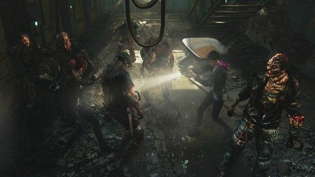 Resident Evil Revelations 2 a