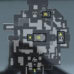 Call of Duty Advanced Warfare Hardpoint Locations