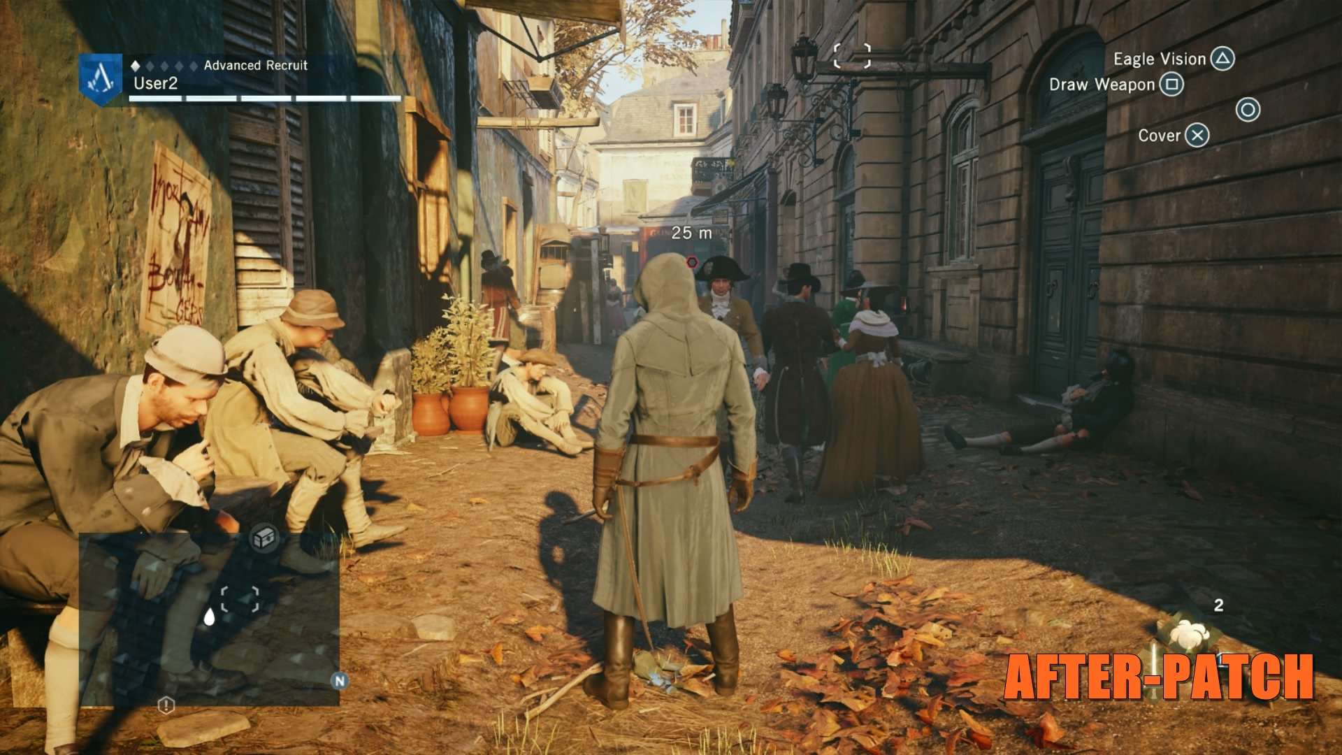 Assassin's Creed Unity After Patch 1