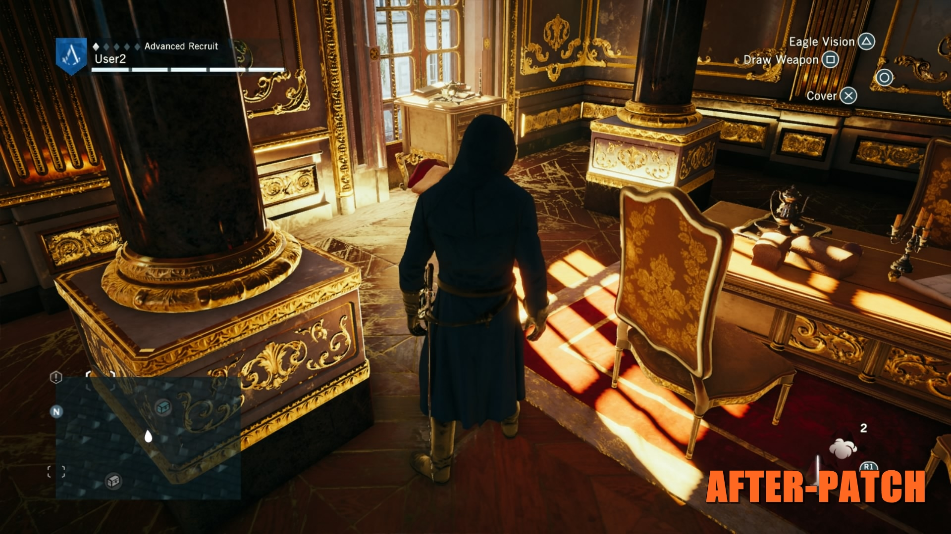Assassin's Creed Unity After Patch 10