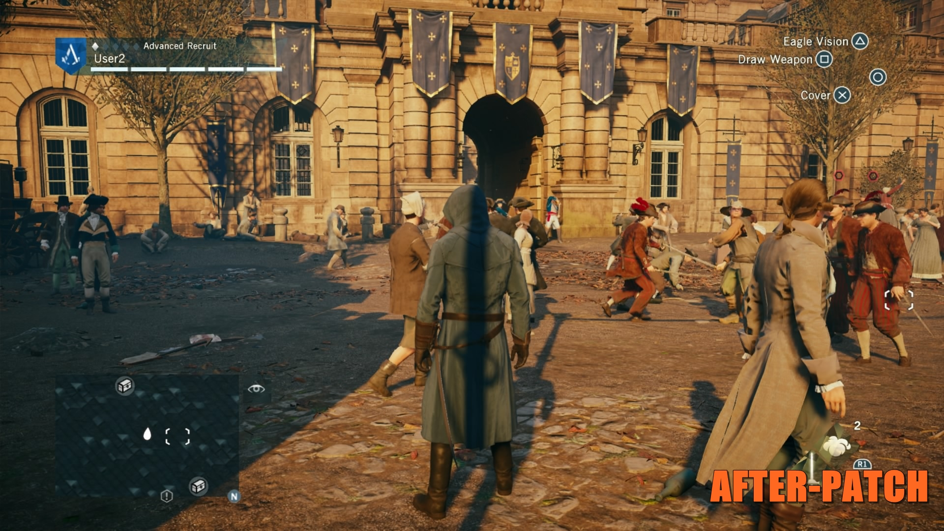 Assassin's Creed Unity After Patch 11