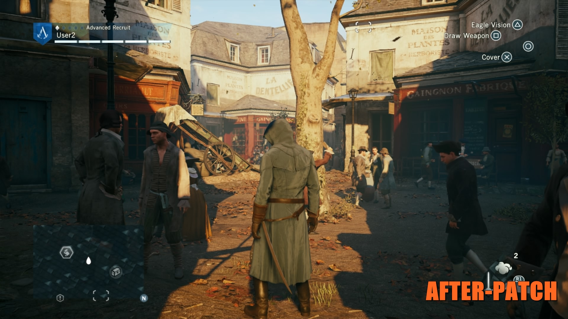 Assassin's Creed Unity After Patch 2