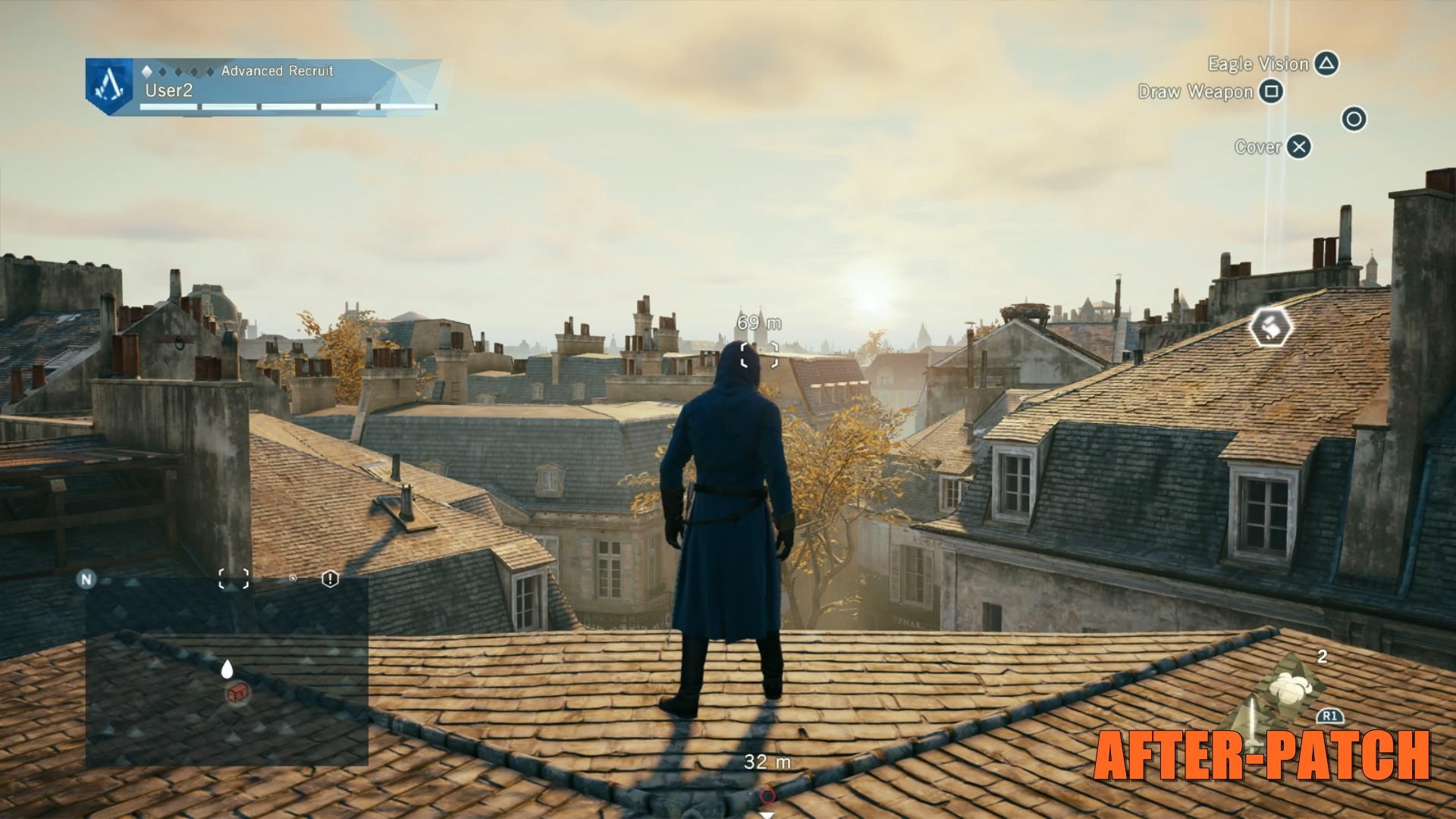 Assassin's Creed Unity After Patch 3