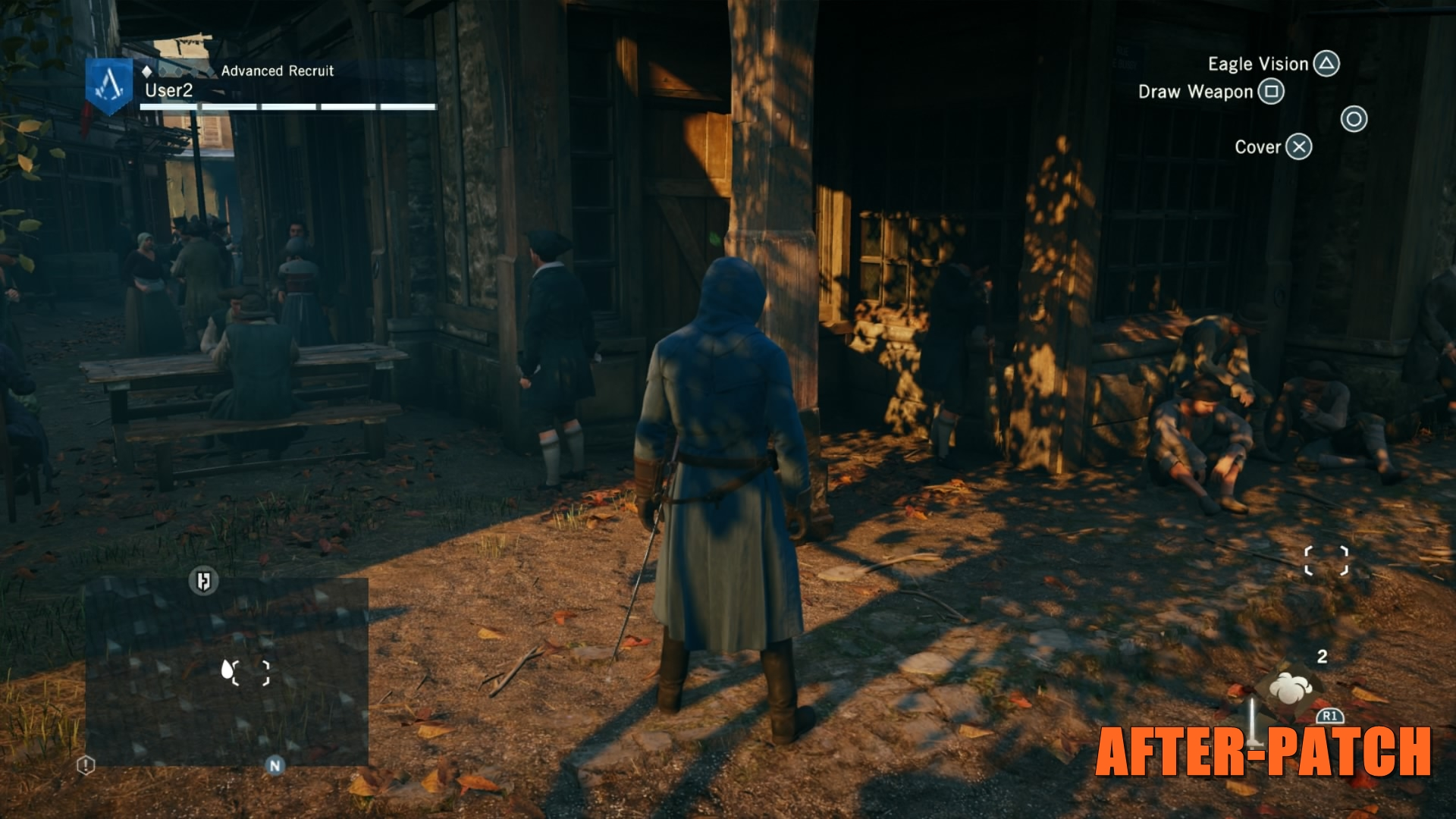 Assassin's Creed Unity After Patch 4