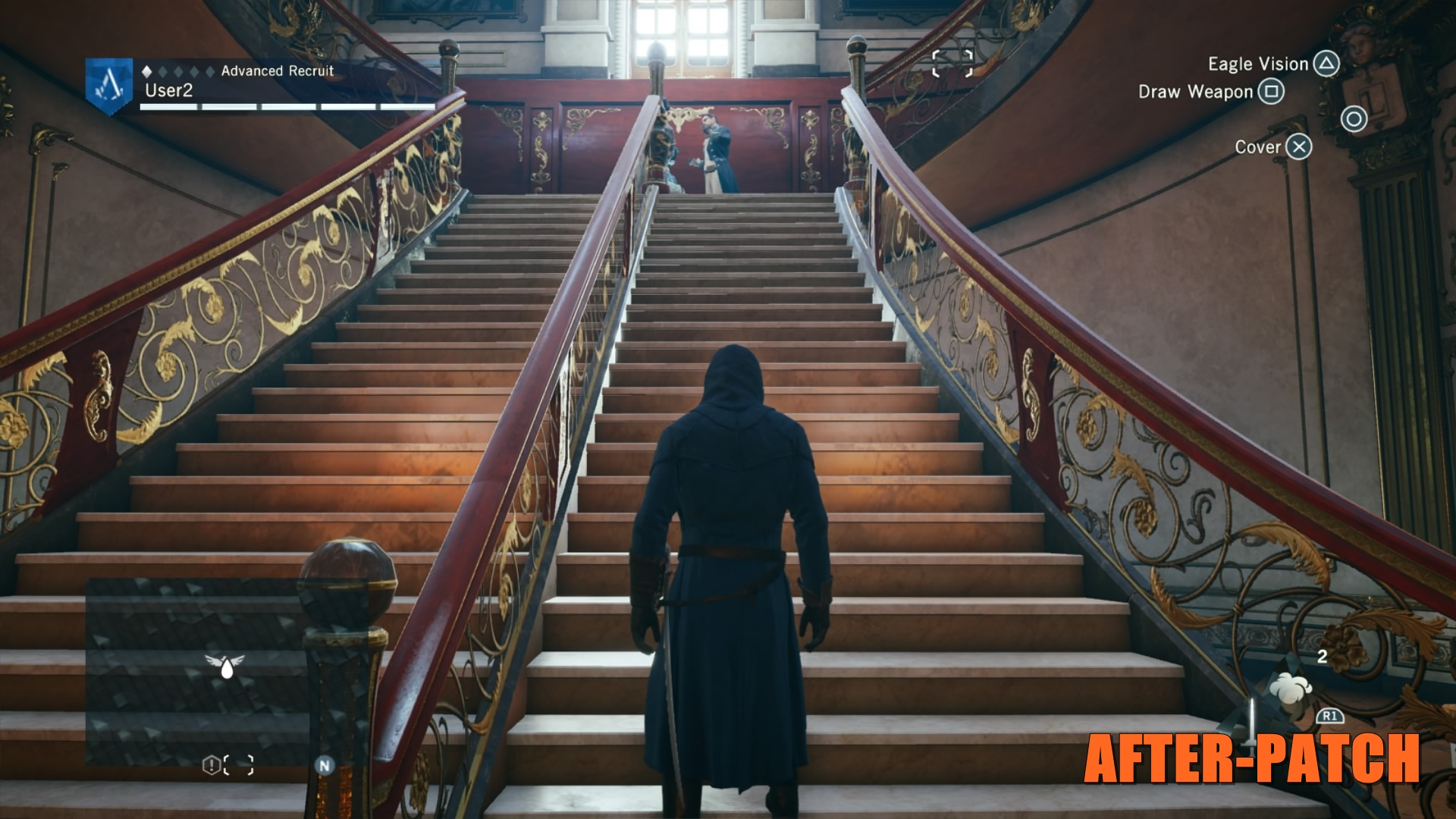 Assassin's Creed Unity After Patch 5