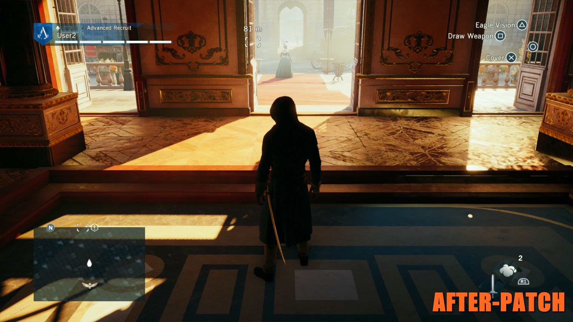 Assassin's Creed Unity After Patch 6