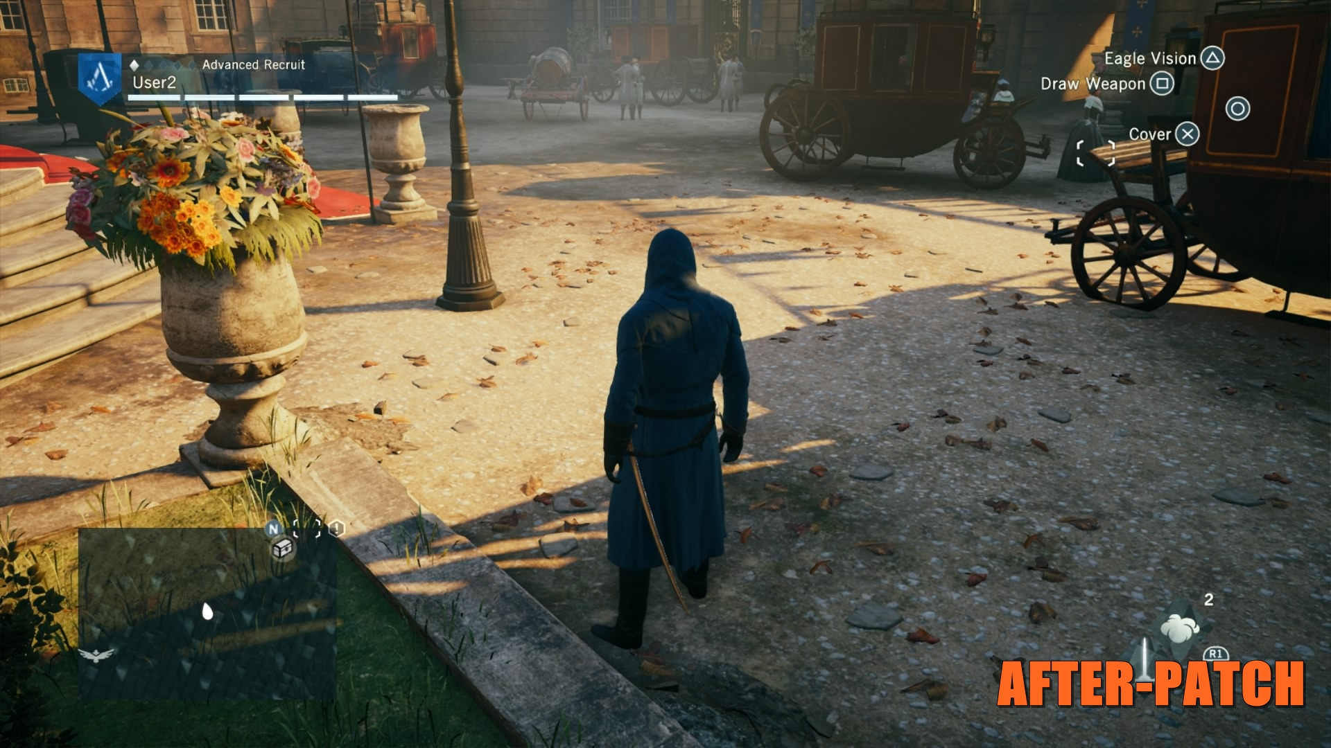 Assassin's Creed Unity After Patch 7