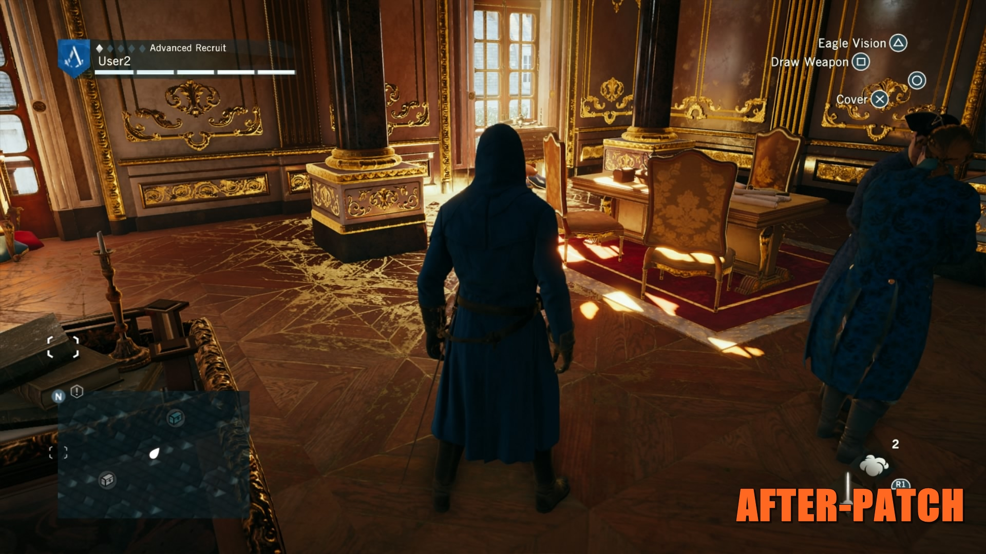 Assassin's Creed Unity After Patch 9
