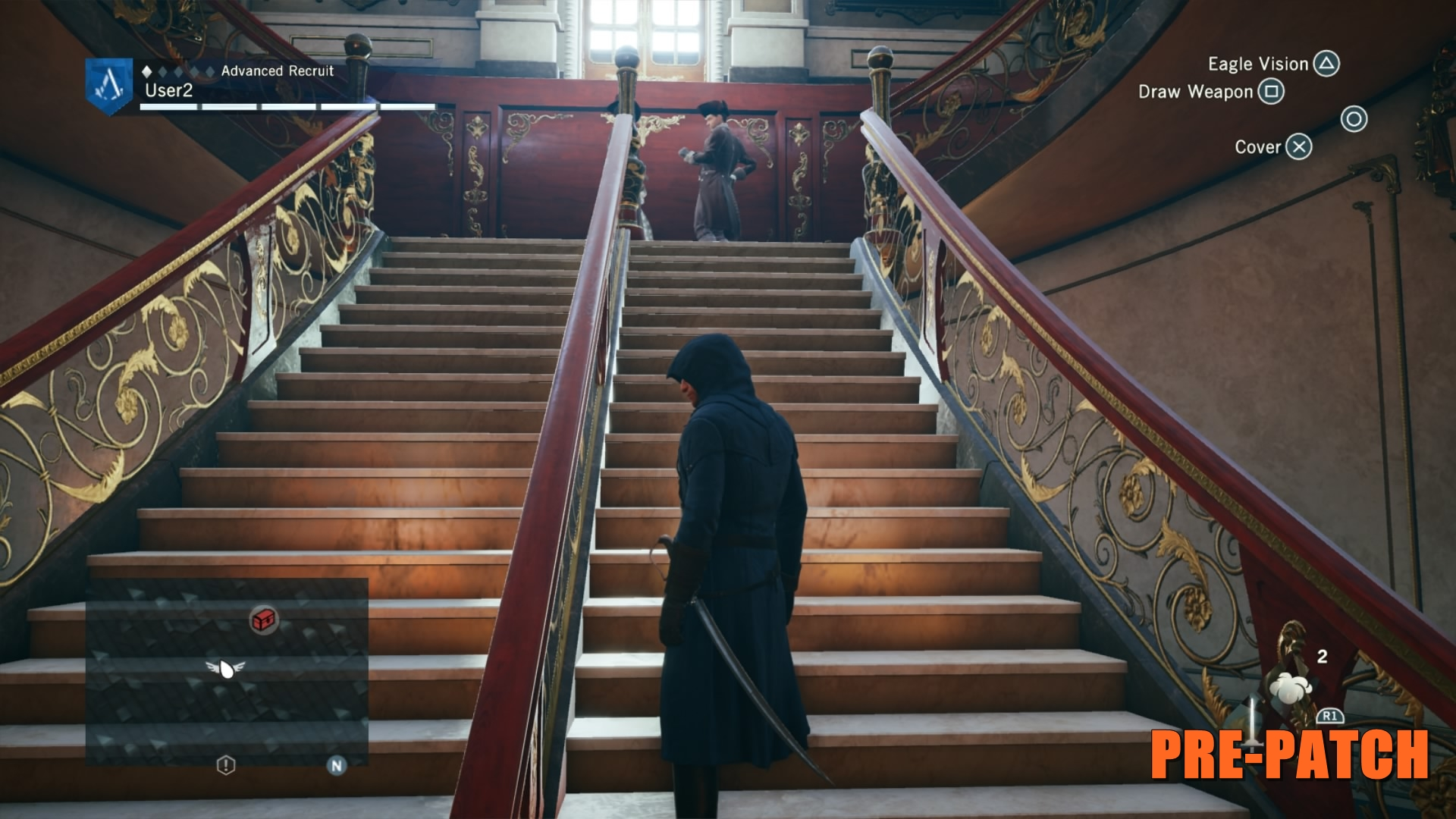 Assassin's Creed Unity Before Patch 11