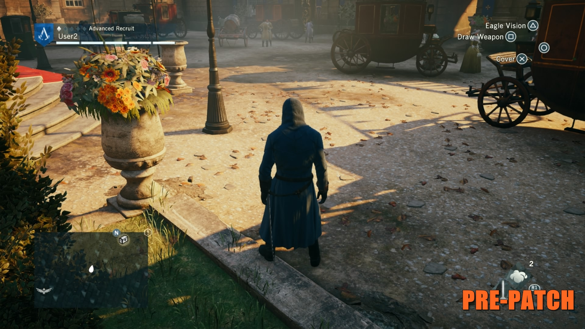 Assassin's Creed Unity Before Patch 13