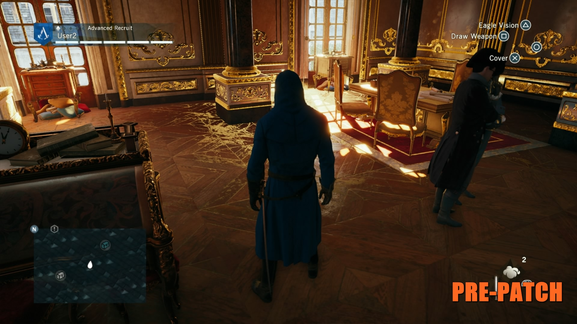Assassin's Creed Unity Before Patch 15