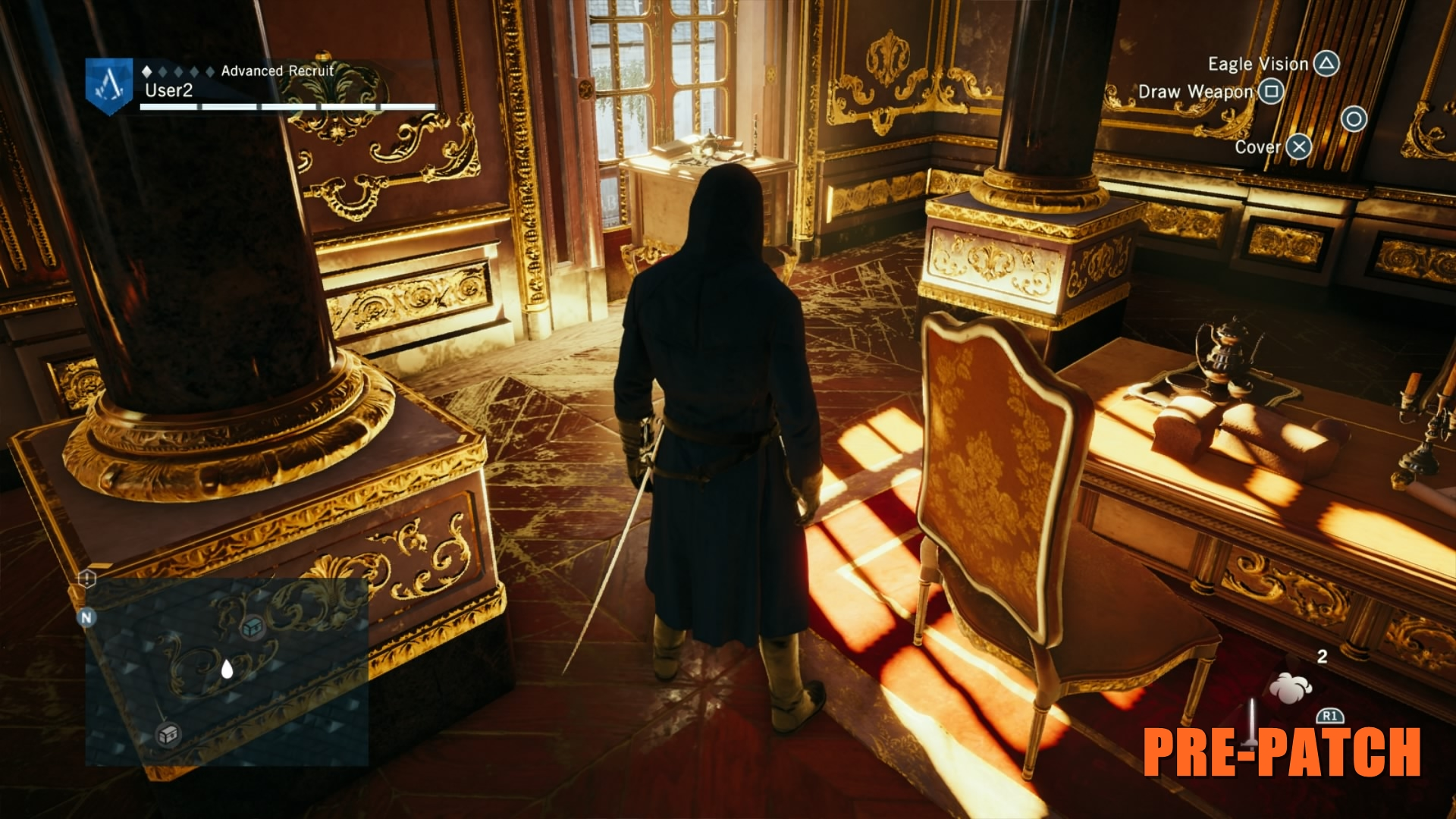 Assassin's Creed Unity Before Patch 16