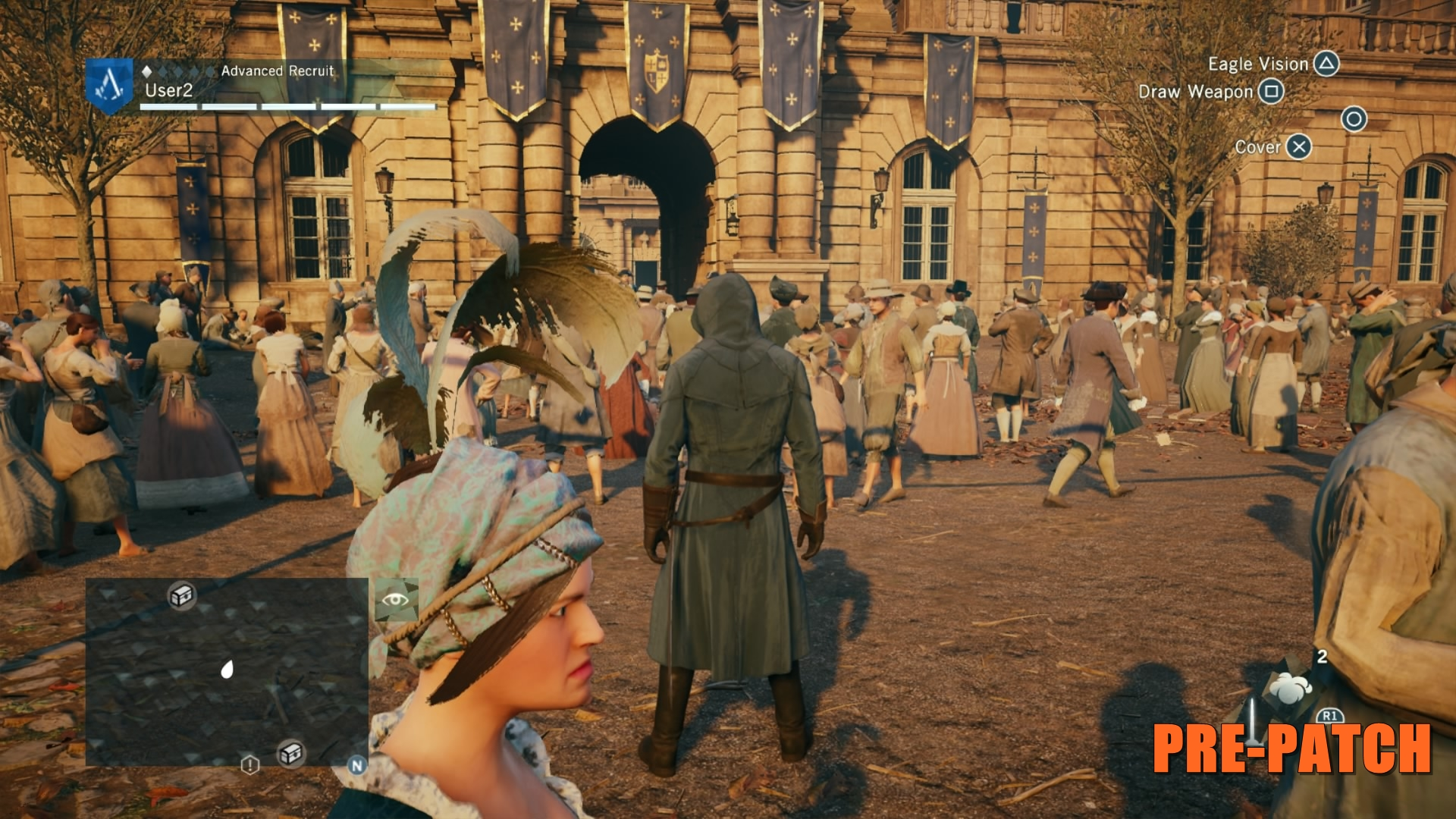 Assassin's Creed Unity Before Patch 9