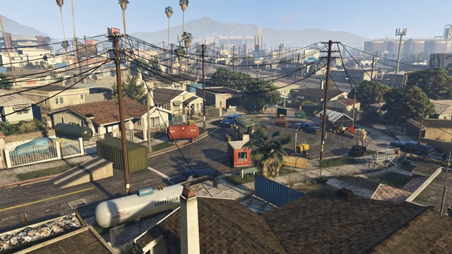 gta 5 ps4 xbox one