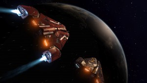 Elite: Dangerous New Trailer Highlights CQC Mode