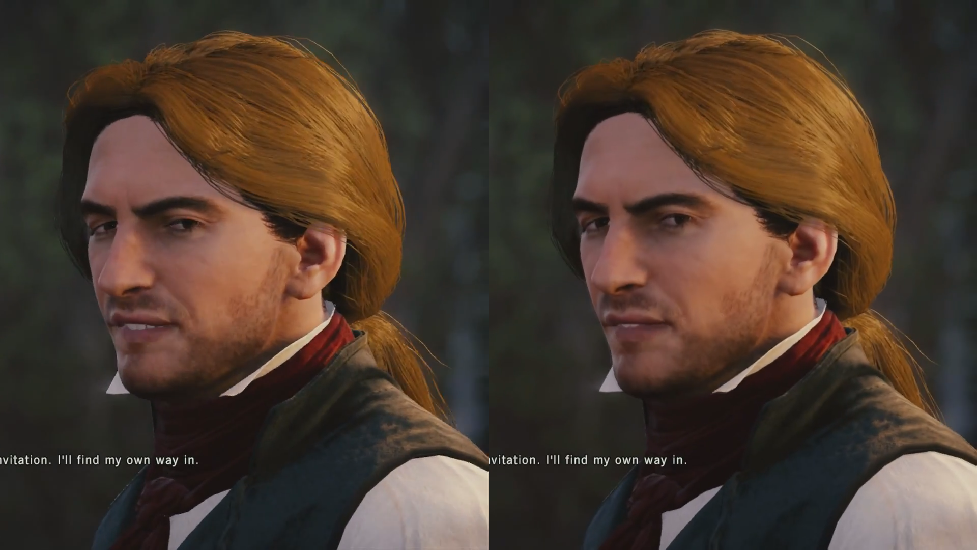 assassins creed unity arno hair