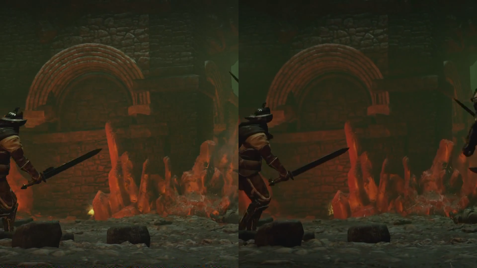 Dragon Age Inquisition PS4 Versus Xbox One