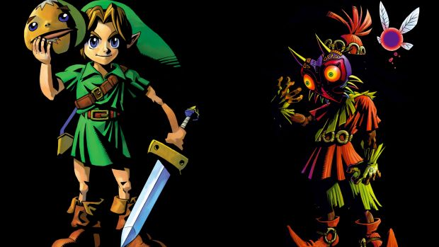 The Legend of Zelda_Majora's Mask