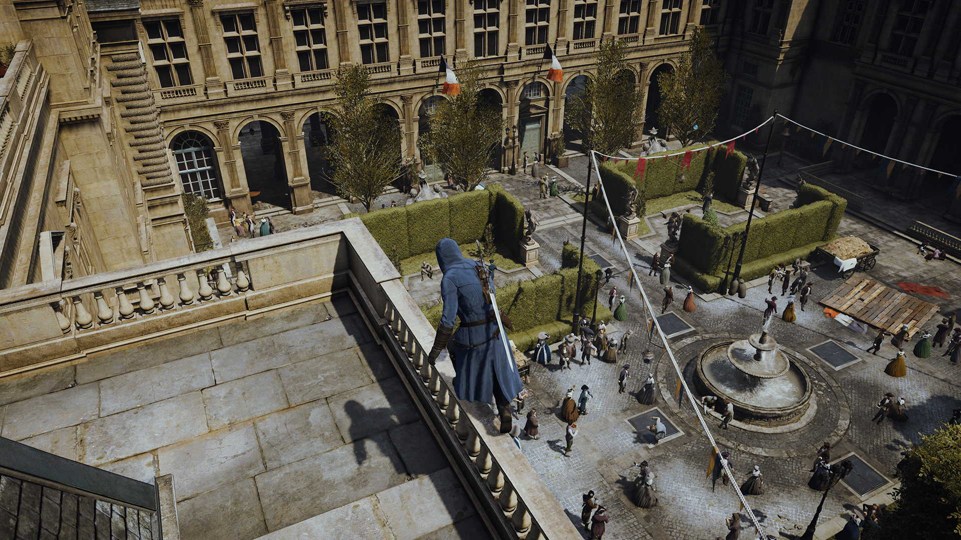 assassin's creed unity pc ps4 xbox one