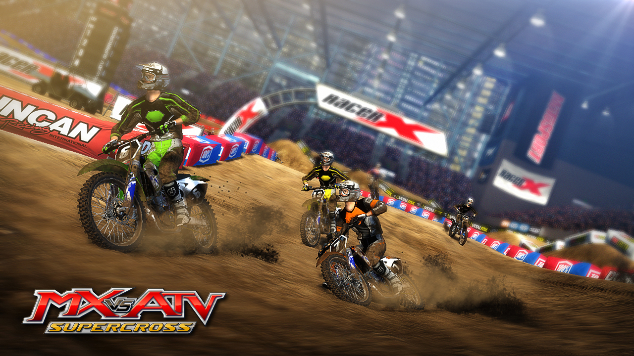 MX vs. ATV: Supercross Review