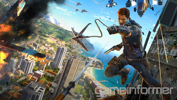 just cause 3 ps4 xbox one pc