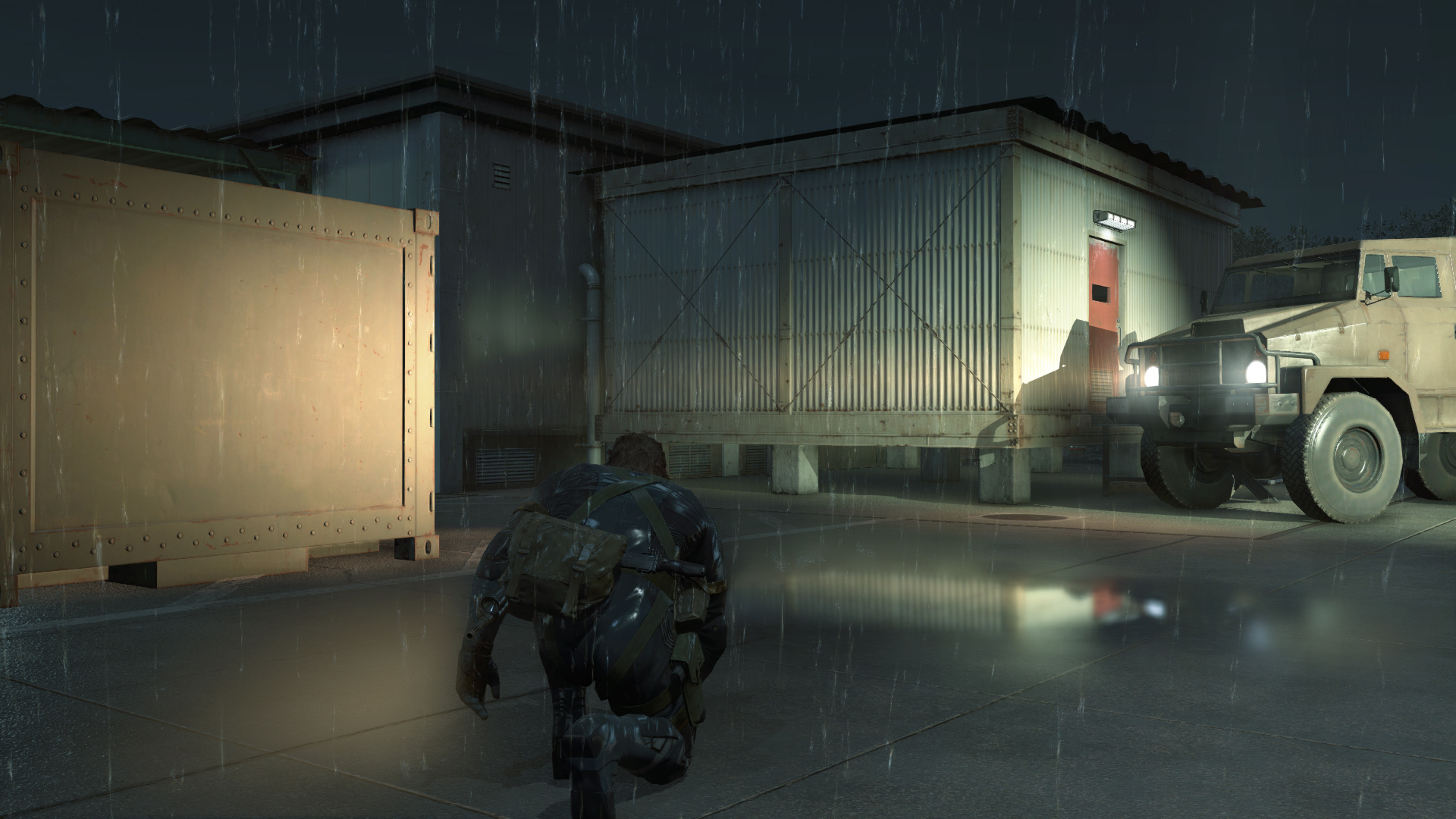 Metal Gear Solid 5: Ground Zeroes PS4 vs PC