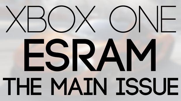 xbox one esram