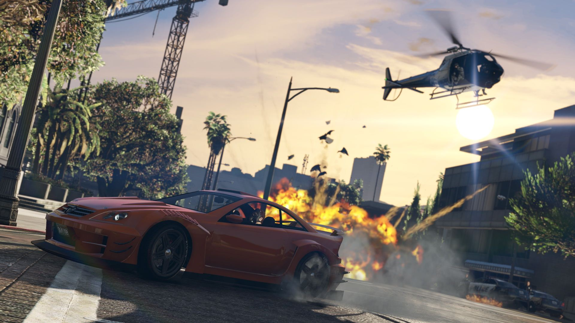 Grand Theft Auto 5 PS4/Xbox One Patch 1 05 Causing Issues