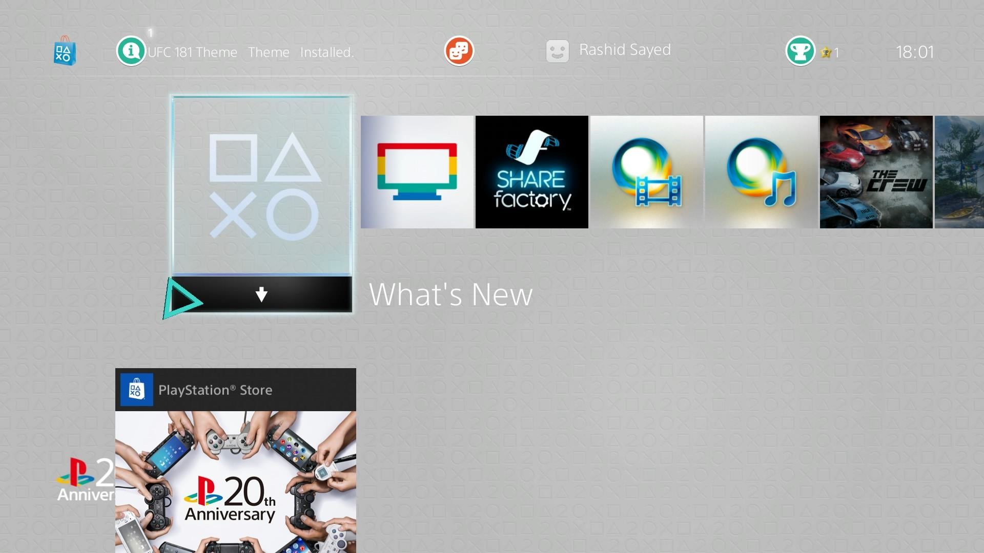 This PlayStation 4 Theme Will Make You Nostalgic, Has The