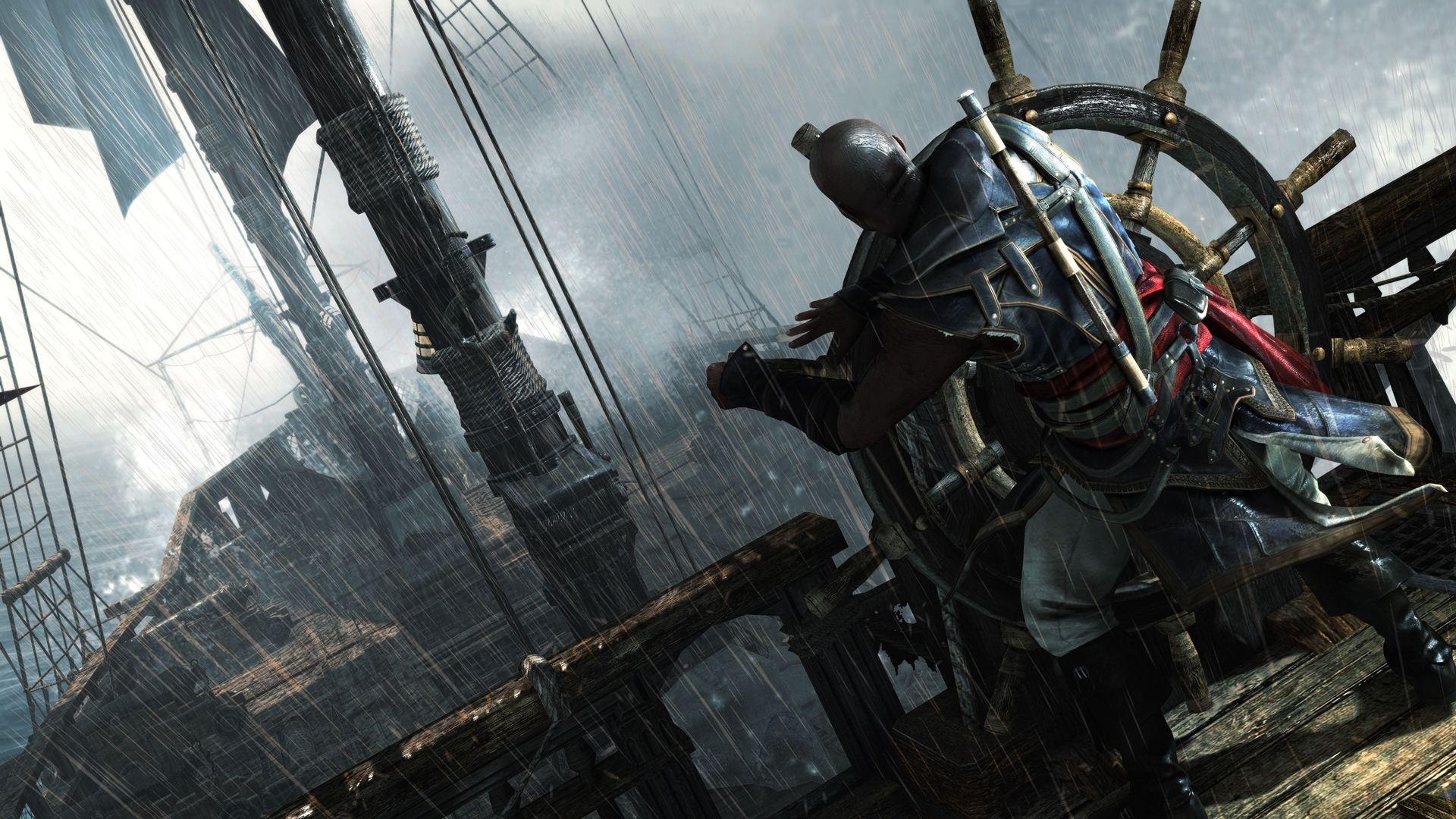 Assassin's Creed IV Black Flag Freedom Cry Bullshot
