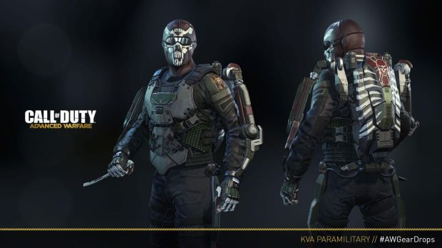 Call of Duty Advanced Warfare_KVA Paramilitary Gear