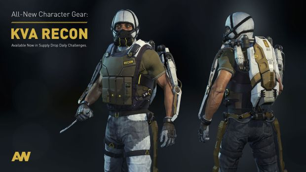 Call of Duty Advanced Warfare_KVA Recon Gear