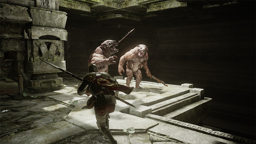 "Deep Down Will Hopefully Have The ""Highest Quality Graphics"" Of Any"