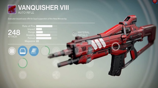 Destiny-Vanquisher-VIII-Legendary-Auto-Rifle-Guide