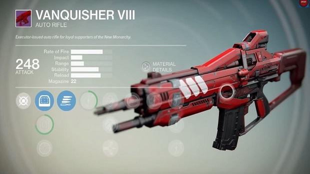Destiny-Vanquisher-VIII-Legendary-Auto-Rifle-Guide