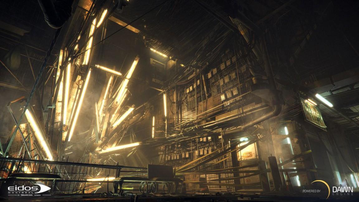 Deus Ex Universe_Dawn Engine